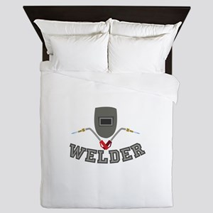 Welder Queen Duvet